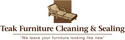Teak Furniture Cleaning & Sealing