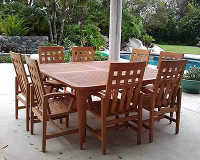 Teak Cleaning Sylmar, CA